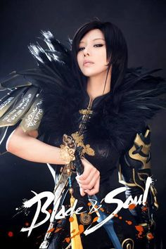 ☆ #CosplayStyle☆ Jin - Blade and Soul by SpcatsTasha