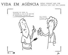 vida em agência