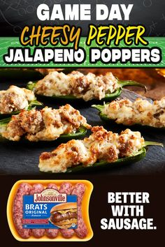 Yummy Appetizers, Appetizers For Party, Appetizer Recipes, Air Fryer Dinner Recipes, Football Food, Game Day Food, Sandwiches, Mexican Food Recipes, Good Food