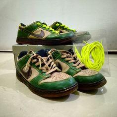 "Nike Sb Dunk "" Jedi """