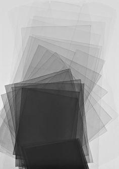 Black watercolor painting, 152.4 x 101.6cm,Joachim Bandau(2004)