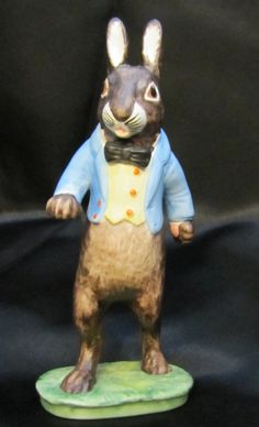 1970's Goebel Peter Rabbit  Old Mother West Wind by newoldjewels