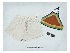 Look comfy e fresquinho do jeitinho que pede o verão! 😍 #springsummermoikana17