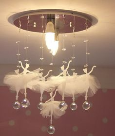 eec3c3a3670fa5cf0df312fe3ed7e257  ballerina room little ballerina 5 Luxe Plafonnier Chambre à Coucher Ojr7