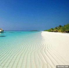 Where I work (Four seasons at Maldives)