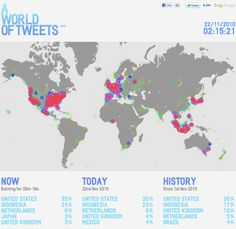 Infographic of the Day: Frog Design Makes Twitter Activity Gorgeous | Co.Design | business + design