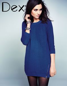 Blue is the color of #fall2014 Shop @dexclothing  at First Access Boutique in #ATX #shoplocal