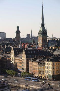 """""""Lähikohteista ehdottomasti Tukholma, aina vaan."""""""