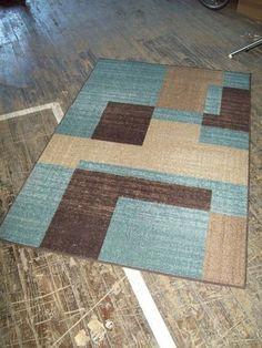Rug rectangle 11135