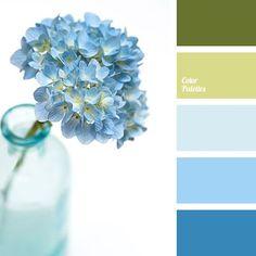 Resultado de imagem para baby blue color palette