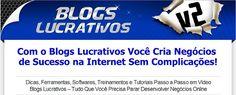 COMO VENDER PRODUTOS ONLINE?: Blogs Lucrativos