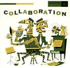 album cover by jim flora