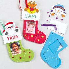 Christmas Stocking Decoration Kit