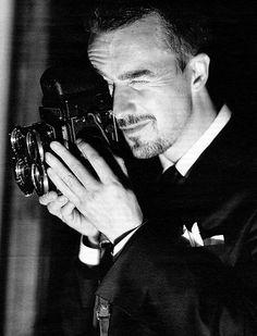 Edward Norton #celeb behind #camera