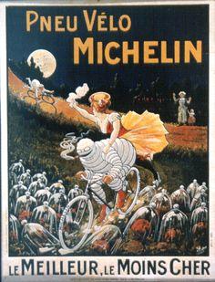 Pneu Velo Michelin