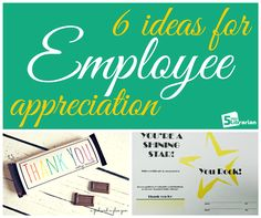 5 Minute Librarian: Employee Appreciation Day is March 6th