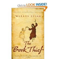 The Book Thief - little human actions that steal your heart.
