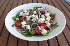 kreikkalainen salaatti // MouMou