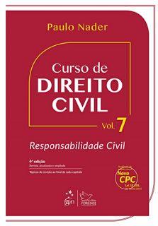 Materiais para Concursos Público: LIVRO: CURSO DE DIREITO CIVIL - PAULO NADER 2016