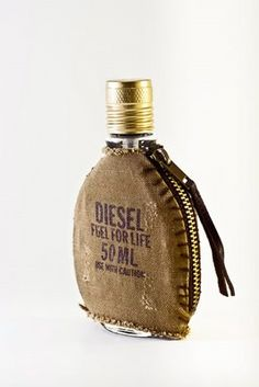 Packaging of the World is a package design inspiration archive showcasing the best, most interesting and creative work worldwide. Diesel Perfume, Diesel Fuel, Packaging Design Inspiration, Package Design, Perfume Bottles, Creative Package, Cologne, Life, Fragrances