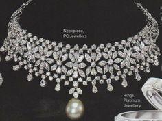 Diamond Necklace - PCJ Jewelers