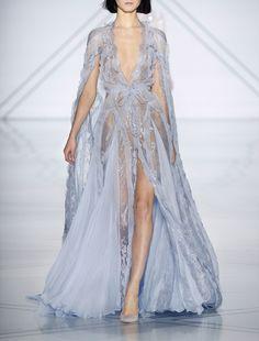 Ralph & Russo Haute Couture Spring/Summer 2017.  Paris Fashion Week.
