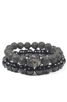 2 Pack Skull and Lava Rock – Tag Twenty Two