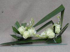 Resultado de imagen de livre utilisation feuille en art floral
