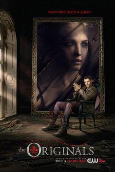 Klaus & Caroline - Klaroline #The Originals