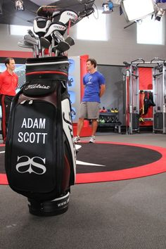 TPI: Fitness academy! And Adam Scott - Best looking man on tour