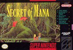 SNES - Secret of Mana