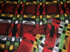 blanket example from our vintage collection