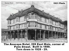 The Anacapa hotel