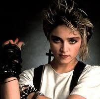 80er Madonna wie eine Jungfrau