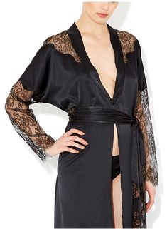 A Robe for Every Occasion: How to Buy and Wear Robes | The Lingerie Addict: Lingerie for Who You Are