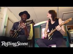 Gary and Eve: How Gary Clark Jr. Learned to Play - YouTube
