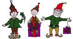 προσχολικα: 5 χριστουγεννιάτικα θεατρικά για μεγάλες και μικρές τάξεις Christmas Mood, Christmas Plays, Christmas Crafts, Elf Clipart, Christmas Clipart, Elves, Clip Art, School, Kids