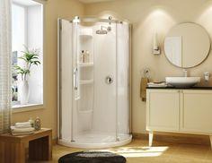 next big redo bathroom olympia round corner shower advanta by maax keystone by maax