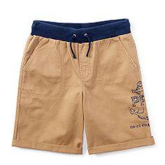 Cotton Utility Short - Boys 2-7 Pants & Shorts - RalphLauren.com