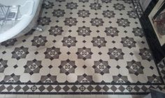 Victorian Heritage Tiles Brisbane