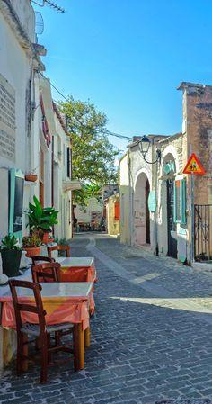 Gavalochori traditional village in Chania, Crete! #travel #inspiration #TheHotelgr #crete #greece #voyage #greecetravel