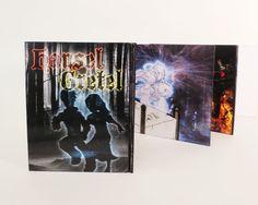 Computer Graphics I, Digital Storytelling, Photoshop, Bookmaking, Matthew Martinez