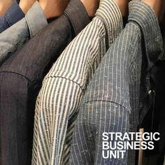 SBU cotton shirts for summer. Strategic Business Unit, Cotton Shirts, The Unit, Suits, Summer, Shopping, Summer Time, Suit, Wedding Suits