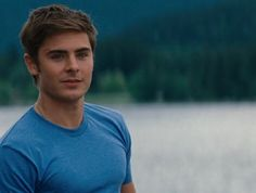 """""""Zac Efron in Charlie St. Cloud makes my heart melt"""