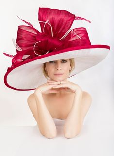 Kentucky Derby Outfit, Derby Attire, Derby Outfits, Kentucky Derby Fashion, Funky Hats, Crazy Hats, Big Hats, Silly Hats, Turbans