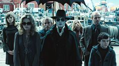 "Director Tim Burton brings the cult classic series ""Dark Shadows"" to the big screen in a film featuring an all-star cast, led by Johnny Depp, Michelle Pfeiffer and Helena Bonham Carter.     Photographed by Bruno Delbonnel with Arricam-ST cameras and Cooke lenses. Supported by Panavision London."