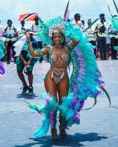 Faces of Black Fashion: Soca Slay - Trinidad &Tobago Carnival Costumes 2019 Carribean Carnival Costumes, Rio Carnival Costumes, Carnival Dancers, Carnival Girl, Trinidad Carnival, Carnival Outfits, Caribbean Carnival, Trinidad Caribbean, Brazilian Carnival Costumes