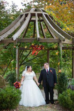 Wedding At Rutgers Garden