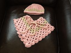 baby poncho pattern by bobwilson123