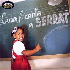 Caratula Frontal de Cuba Le Canta A Serrat